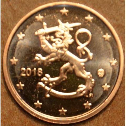 1 cent Finland 2018 (UNC)