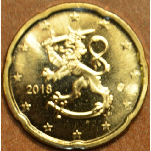 20 cent Finland 2018 (UNC)