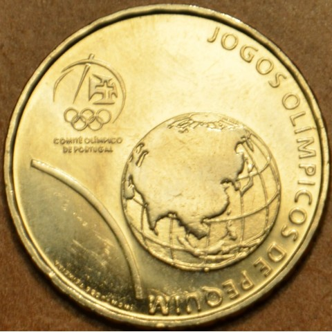 2,5 Euro Portugal 2008 - Jogos olympicos (UNC)