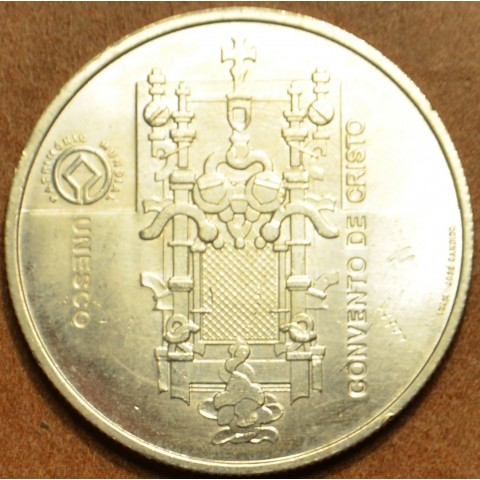 5 Euro Portugal 2005 - Christ in Tomar Monastery (UNC)