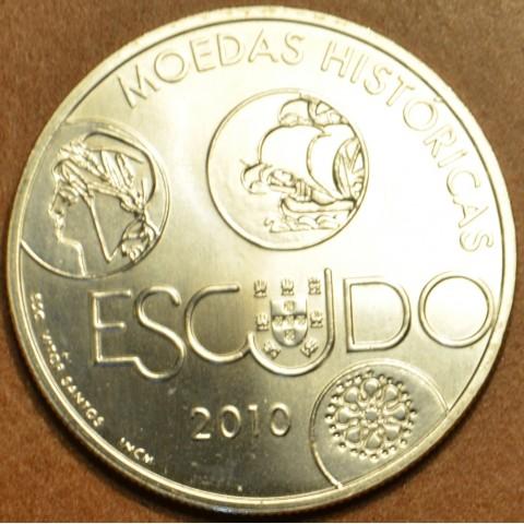 10 Euro Portugalsko 2010 - Escudo (UNC)
