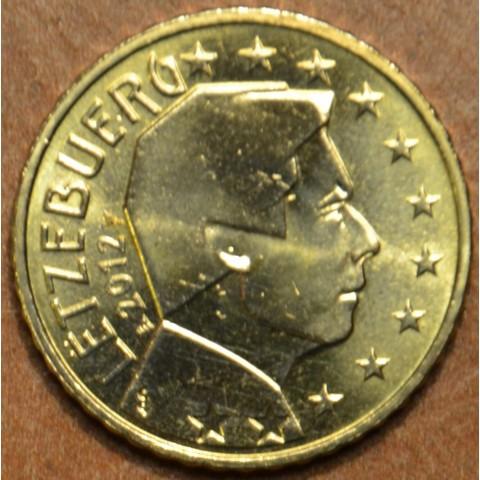 50 cent Luxembursko 2012 (UNC)