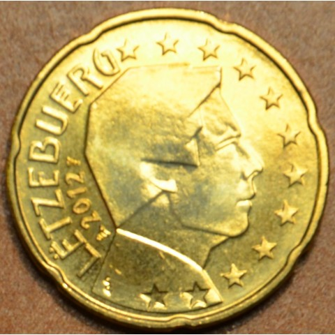 20 cent Luxembourg 2012 (UNC)