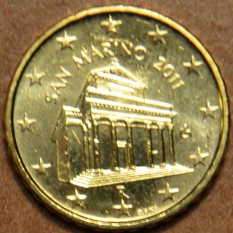 10 cent San Marino 2011 (UNC)