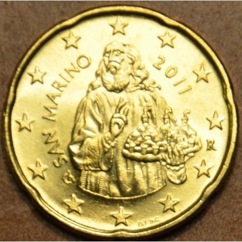 20 cent San Marino 2011 (UNC)
