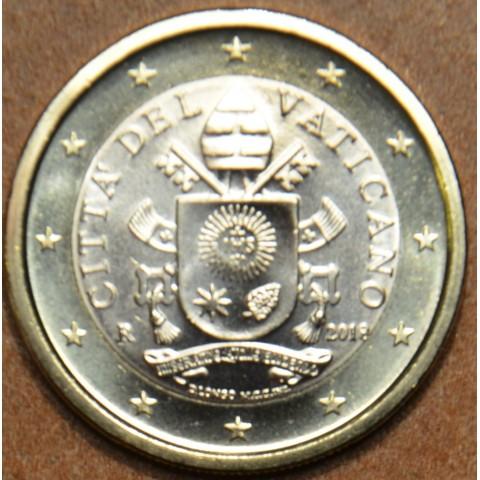 1 Euro Vatikán 2018 (BU)