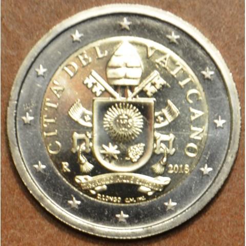 2 Euro Vatican 2018 (BU)