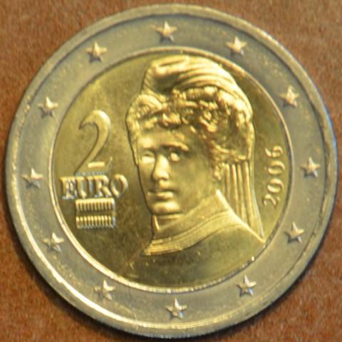 2 Euro Rakúsko 2006 (UNC)