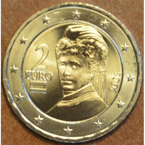 2 Euro Rakúsko 2008 (UNC)