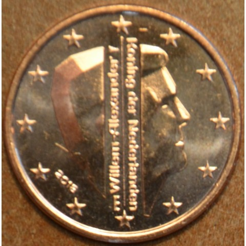 2 cent Netherlands 2018 (UNC)