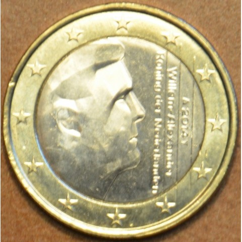 1 Euro Holandsko 2014 (UNC)