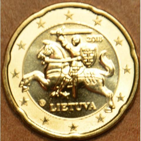 20 cent Lithuania 2018 (UNC)