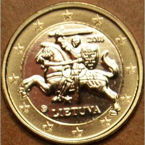 1 Euro Litva 2018 (UNC)