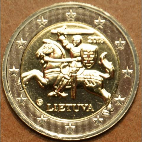 2 Euro Lithuania 2018 (UNC)
