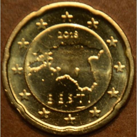 20 cent Estónsko 2018 (UNC)