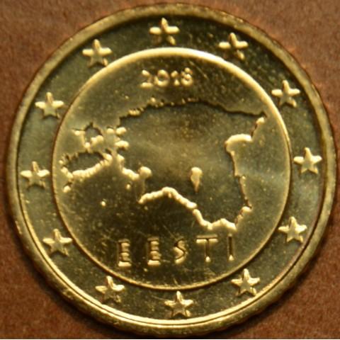 50 cent Estónsko 2018 (UNC)