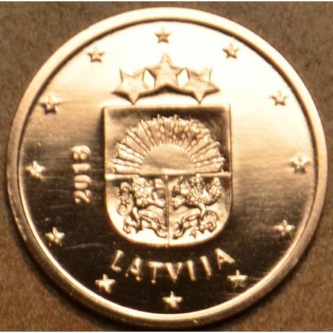 2 cent Lotyšsko 2018 (UNC)