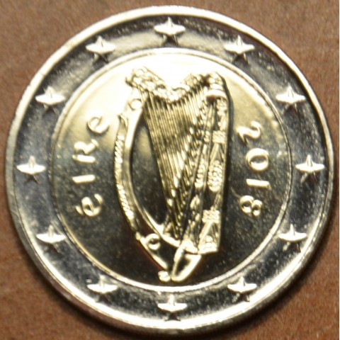 2 Euro Ireland 2018 (UNC)