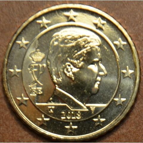 50 cent Belgium 2018 (UNC)