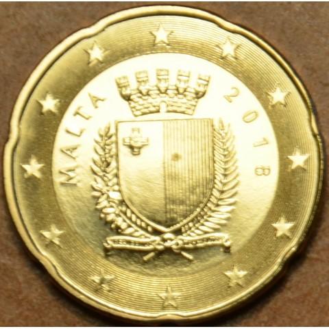 20 cent Malta 2018 (UNC)