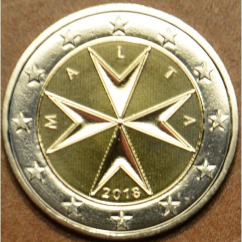 2 Euro Malta 2018 (UNC)