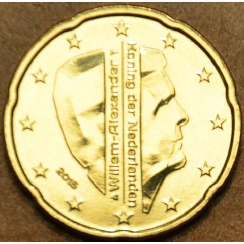20 cent Netherlands 2015 Kees Bruinsma (UNC)