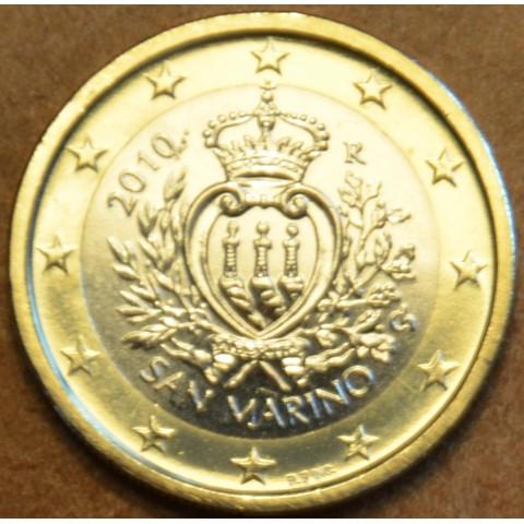 1 Euro San Marino 2010 (UNC)