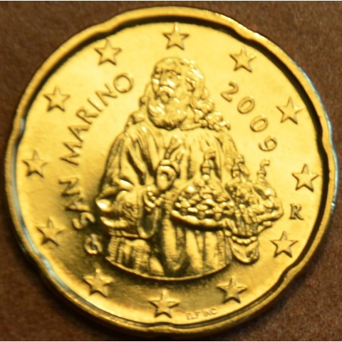 20 cent San Marino 2009 (UNC)