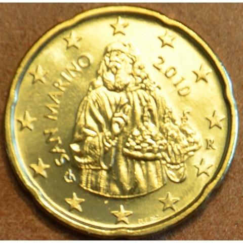 20 cent San Marino 2010 (UNC)