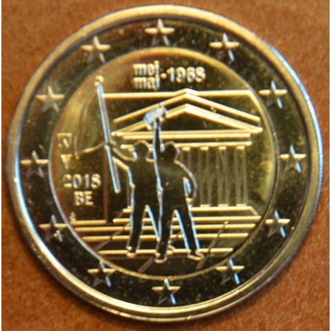 2 Euro Belgicko 2018 - 1968 (UNC)