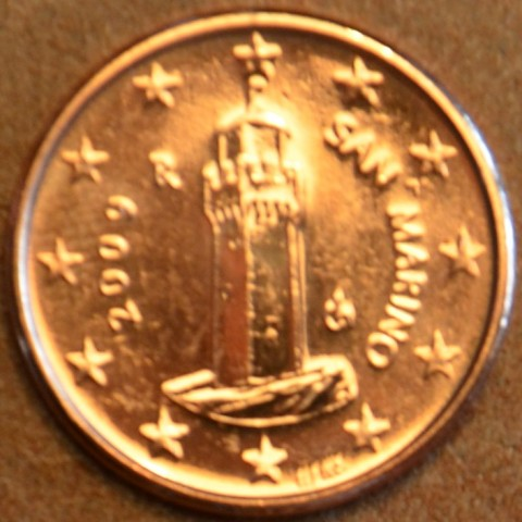 1 cent San Marino 2009 (UNC)
