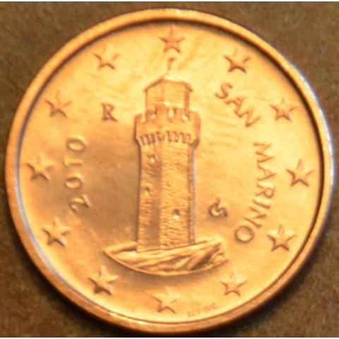 1 cent San Marino 2010 (UNC)