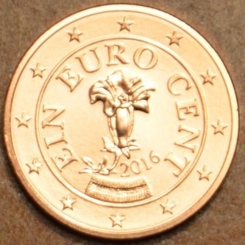 1 cent Austria 2016 (UNC)