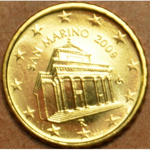 10 cent San Marino 2009 (UNC)