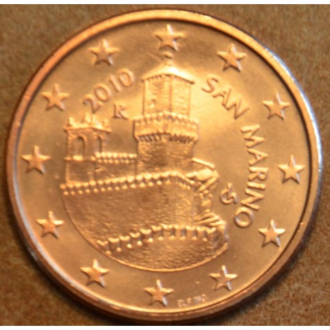 5 cent San Marino 2010 (UNC)