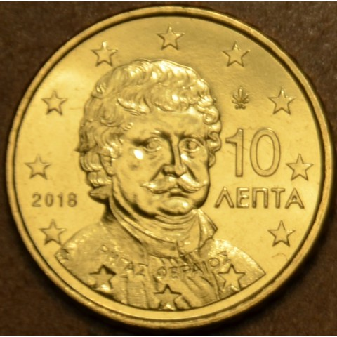 10 cent Greece 2018 (UNC)