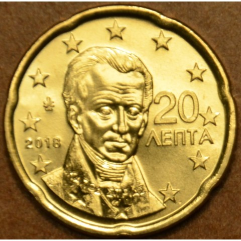 20 cent Greece 2018 (UNC)