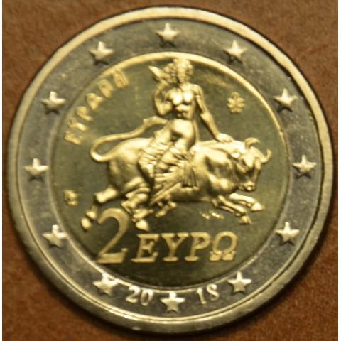 2 Euro Grécko 2018 (UNC)
