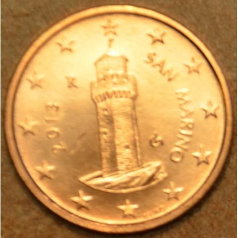 1 cent San Marino 2013 (UNC)