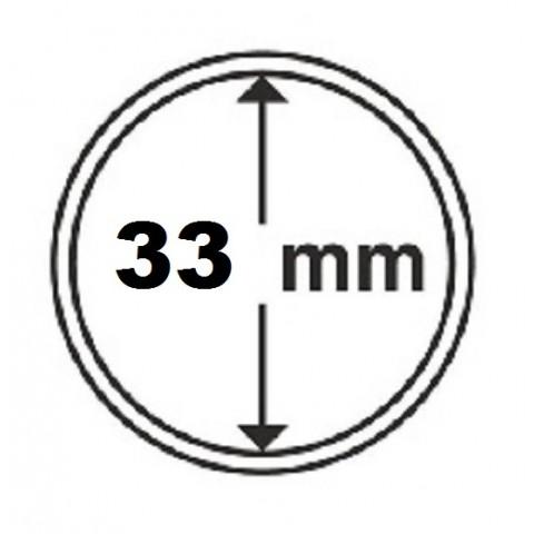 Leuchtturm capsula 33 mm