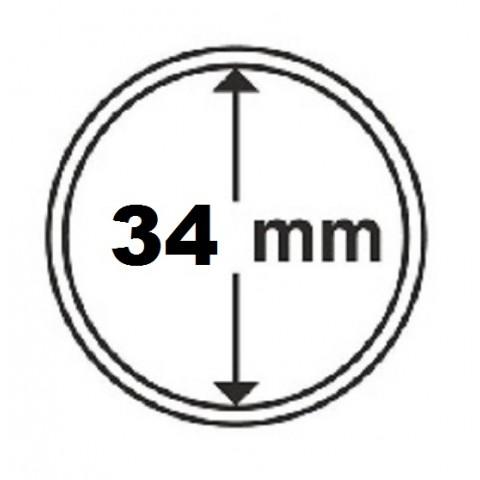Leuchtturm capsula 34 mm