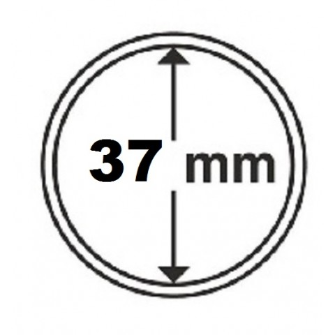 Leuchtturm capsula 37 mm