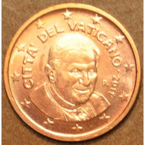 2 cent Vatikán 2011 (BU)