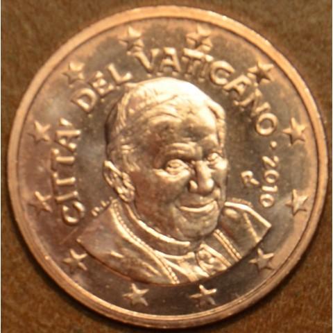 1 cent Vatikán 2010 (BU)