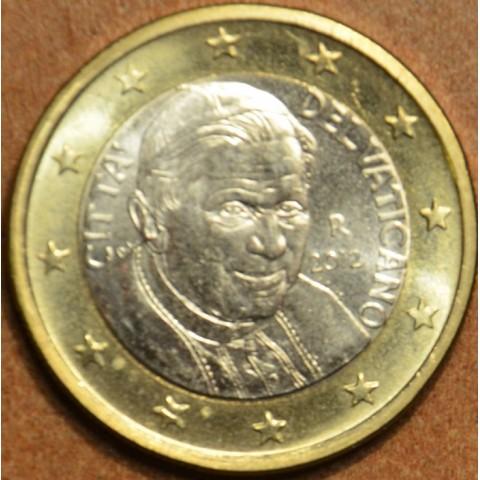 1 Euro Vatikán 2012 (BU)