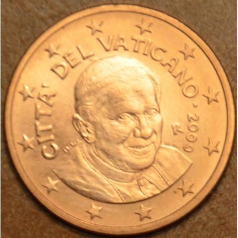 1 cent Vatikán 2009 (BU)
