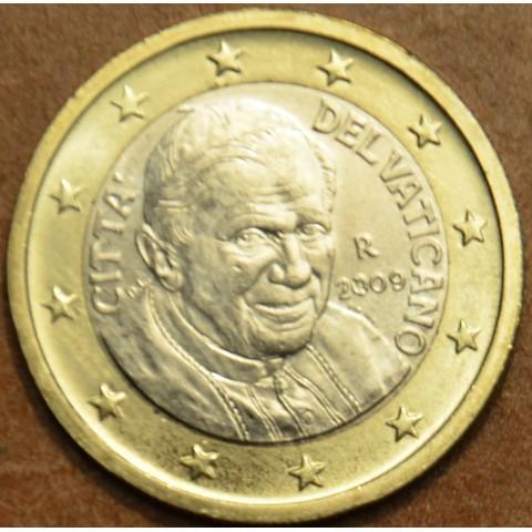 1 Euro Vatikán 2009 (BU)