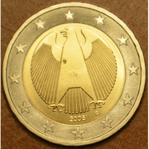 "2 Euro Germany ""D"" 2006 (UNC)"