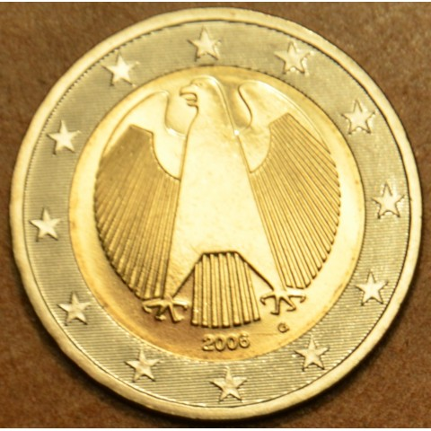 "2 Euro Germany ""G"" 2006 (UNC)"