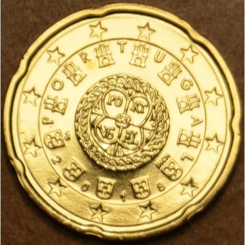 20 cent Portugal 2018 (UNC)